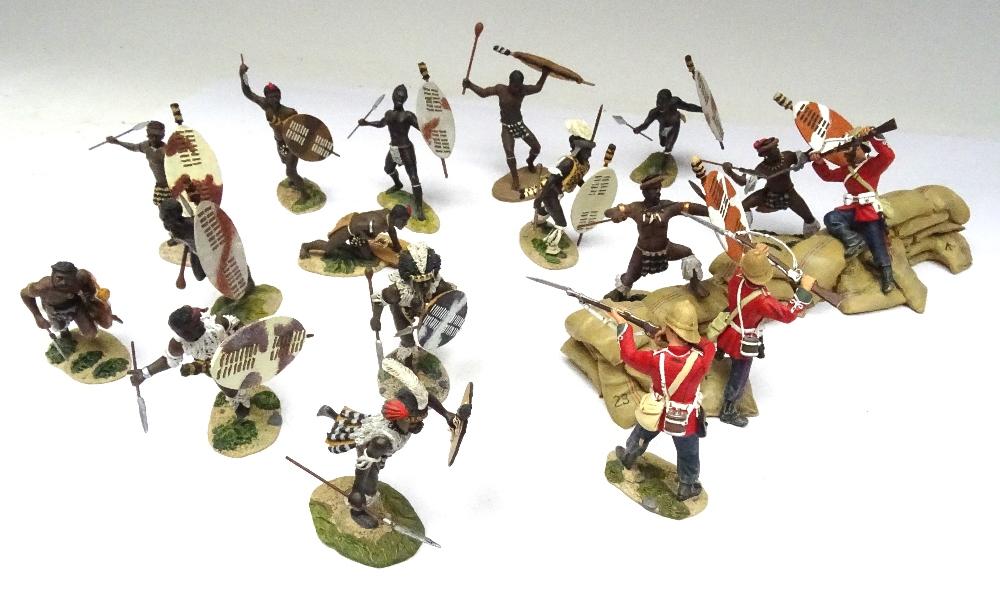 Britains Matte Zulu Wars Rorke's Drift 20029 Defending the Wall
