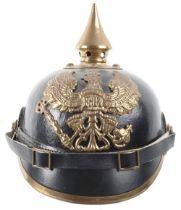 WW1 Style German Pickelhaube Helmet