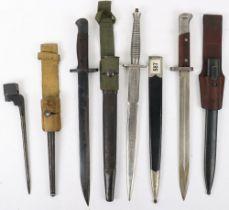 Czechoslovakian Mauser Bayonet