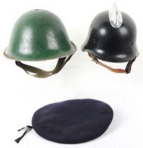 German Fire Brigade Helmet