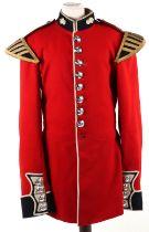 British EIIR Grenadier Guards Bandsman Dress Tunic