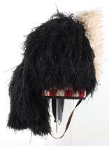 Scottish Feather Bonnet
