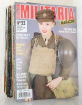 Selection of Militaria magazines