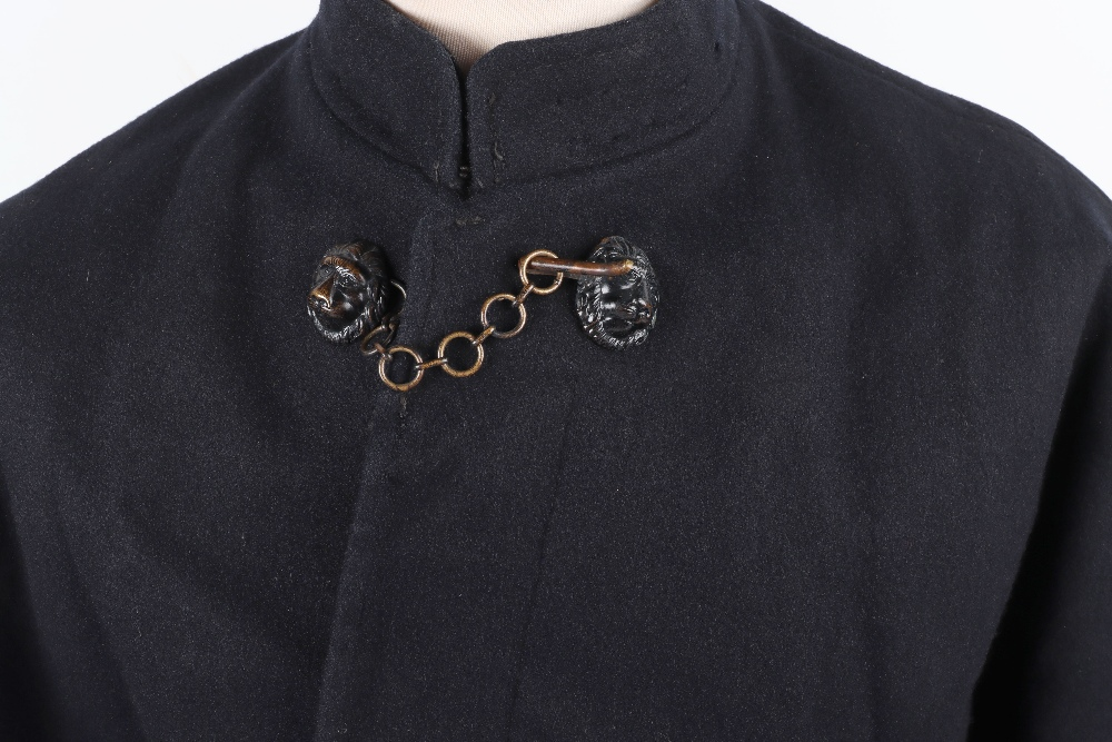 A Vintage Policeman's Woollen police cape - Image 2 of 5