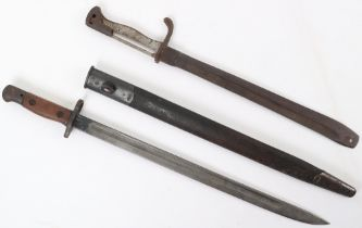 British 1907 Bayonet by Sanderson