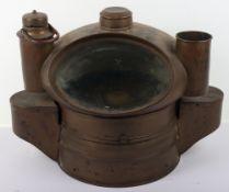 A 19th century Sir William Thompson patent ships binnacle compass