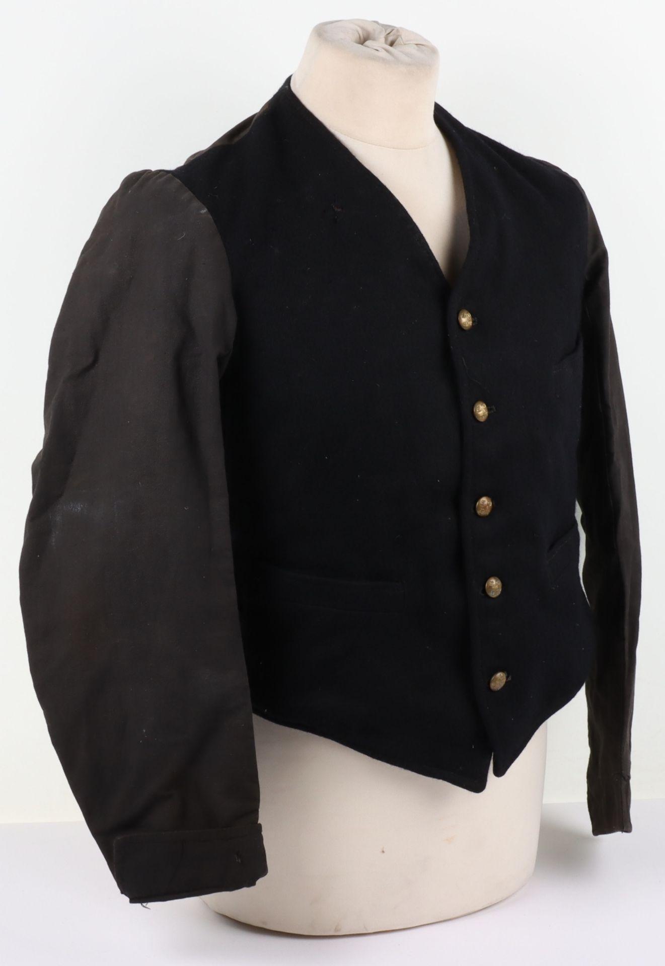 A London, Midland & Scottish and London North Eastern Railway porter's jacket, circa 1930 - Image 4 of 13