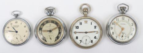 A General Service Time Piece pocket watch