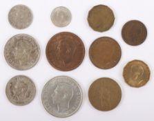 George VI 1937 part specimen set