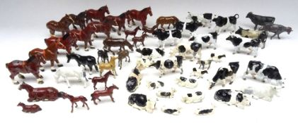 Black and White Cattle, mostly Britains