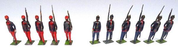 Britains set 178, Austrian Foot Guards