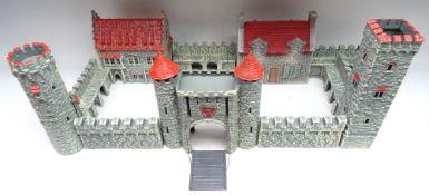 Elastolin 9705 Nurenberg plastic Castle