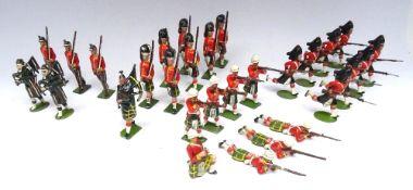 Britains Scottish Regiments