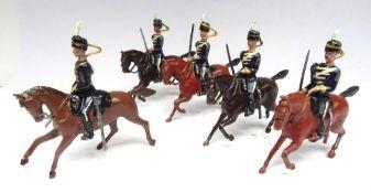 Britains set 99, 13th Hussars