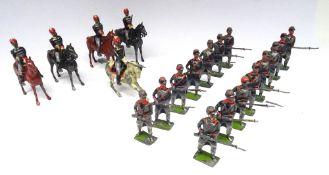 Britains Belgian Forces