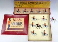 Britains Royal Scots Greys