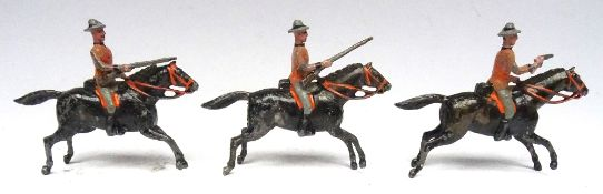 Britains set 38, South African Mounted Infantry