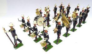 Britains set 1288, Band of the Royal Marines