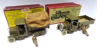 Britains set 1335 six-wheel Army Lorry