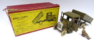 Britains set 1334 four-wheel Army Lorry