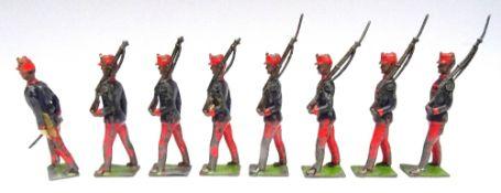 Britains set 177, Austrian Infantry of the Line