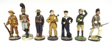 Franklin Mint The Fighting Men of the British Empire