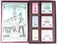 Britains Collectors Club Band of the Sherwood Foresters