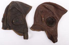 WW2 Period Royal Australian Air Force (R.A.A.F) Flying Helmet
