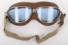 WW2 American Naval Pilots Flying Goggles