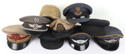 Grouping of Aviation Headdress