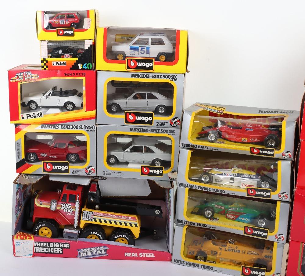 Quantity of Burago Die-cast boxed model cars - Image 2 of 3