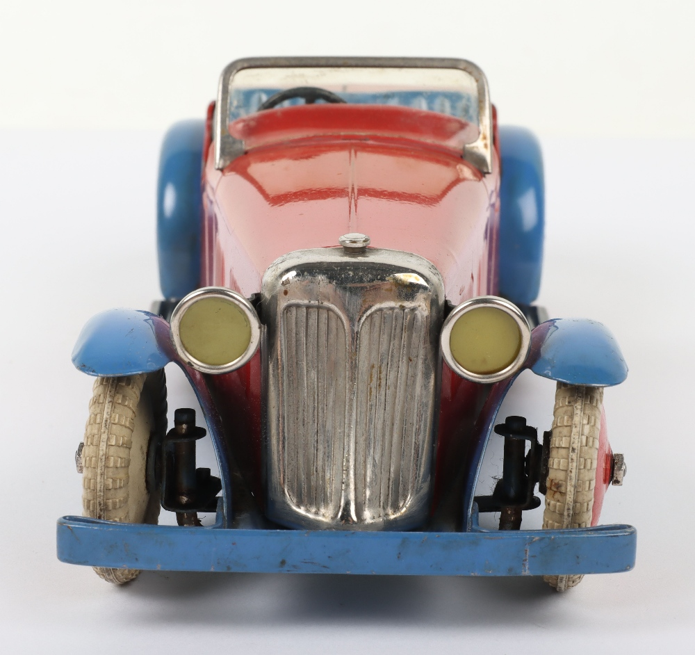 Boxed Meccano M223 Non- Constructor Two-Seater Sports Car - Image 5 of 8