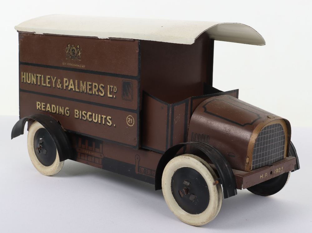 Huntley & Palmers Ltd Reading Biscuits Tinplate Delivery Van - Image 2 of 7