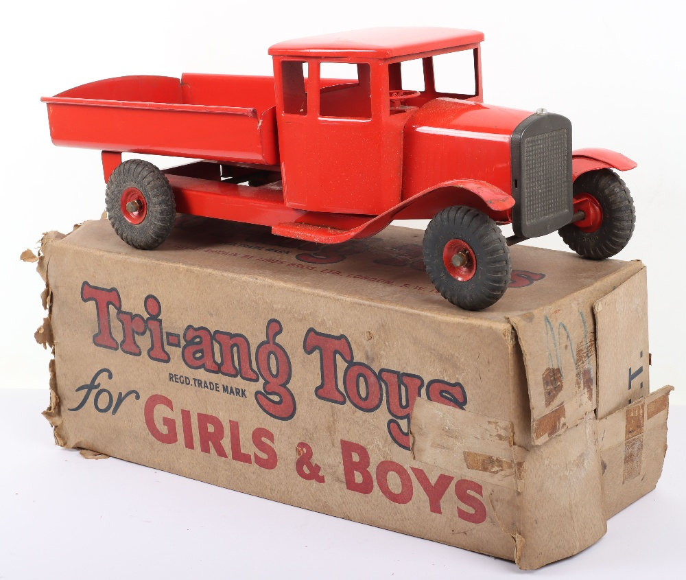 Boxed Triang Toys Bedford Tip Lorry - Image 5 of 5