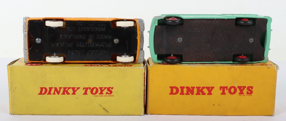 Two Boxed Dinky Toys USA Cars - Image 3 of 3