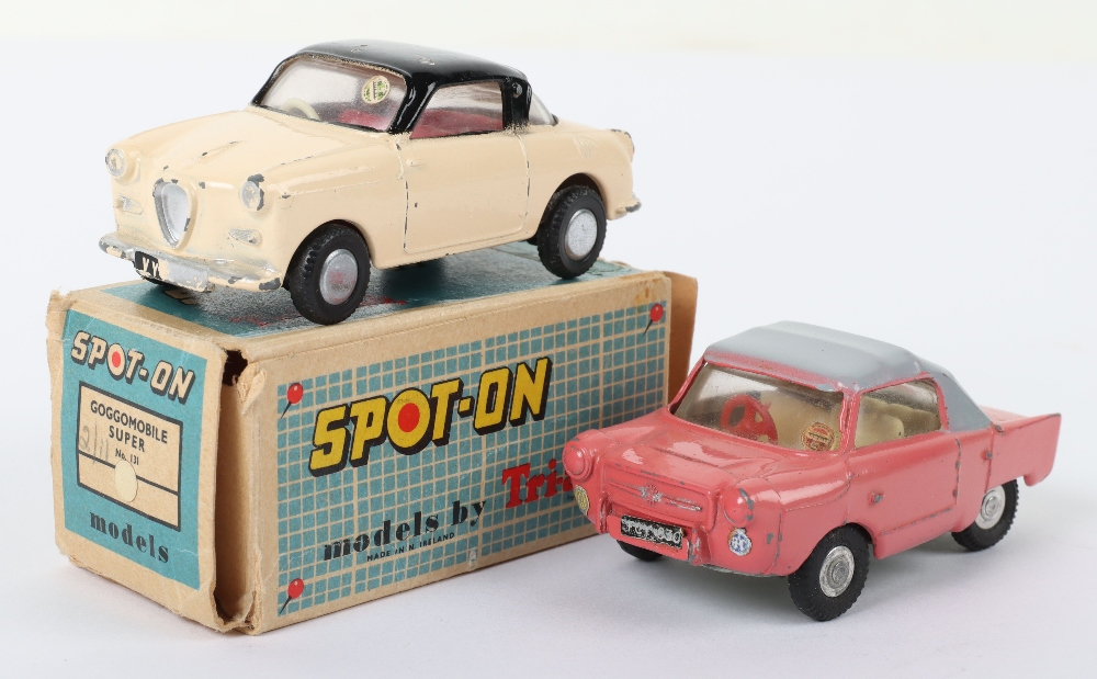 Two Tri-ang Spot On Models