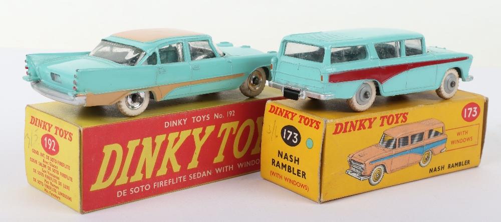 Dinky Toys 192 De Soto Fireflite Sedan - Image 2 of 3