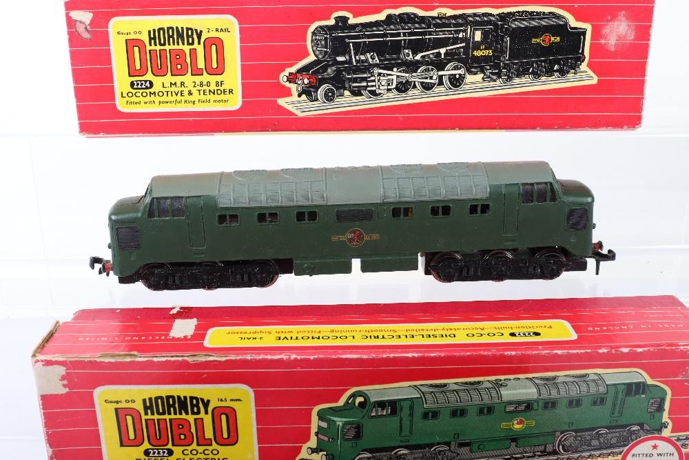 Three Boxed Hornby Dublo 00 Gauge 2-Rail Locomotives - Image 3 of 5