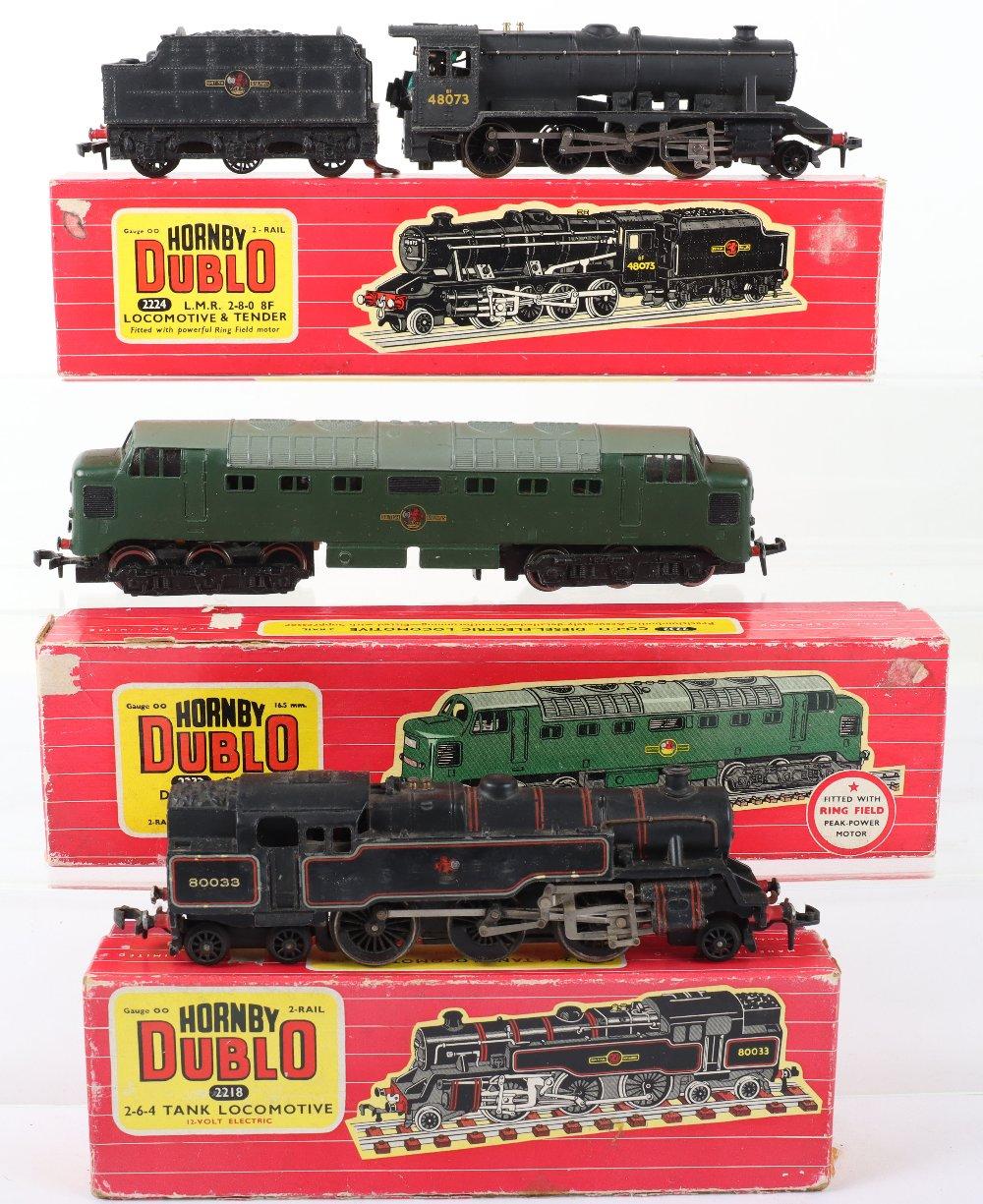 Three Boxed Hornby Dublo 00 Gauge 2-Rail Locomotives - Image 5 of 5