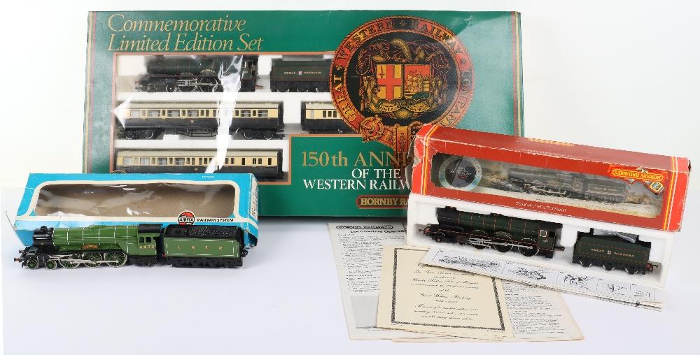 Hornby Railways 150th Anniversary of the G.W.R commemorative Ltd Edition set