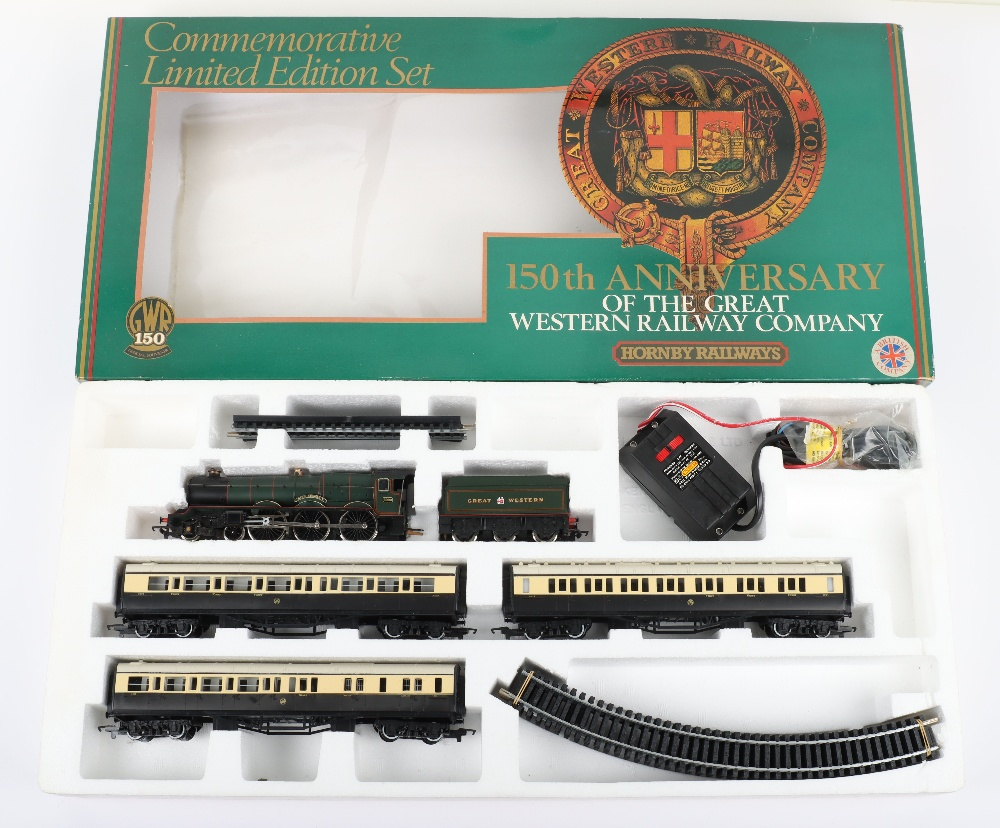 Hornby Railways 150th Anniversary of the G.W.R commemorative Ltd Edition set - Image 4 of 5