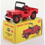 Dinky Toys 405 Universal Jeep
