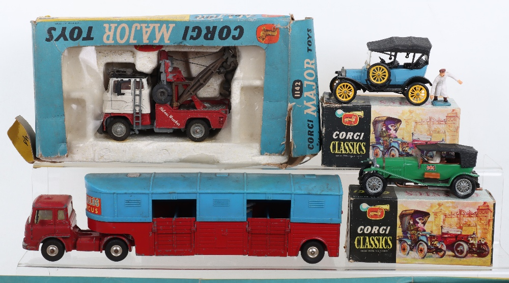 Corgi Toys Chipperfield's Circus Models Gift Set 23 - Image 3 of 3