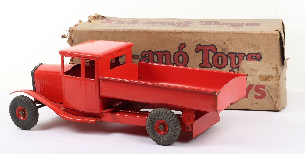 Boxed Triang Toys Bedford Tip Lorry - Image 3 of 5