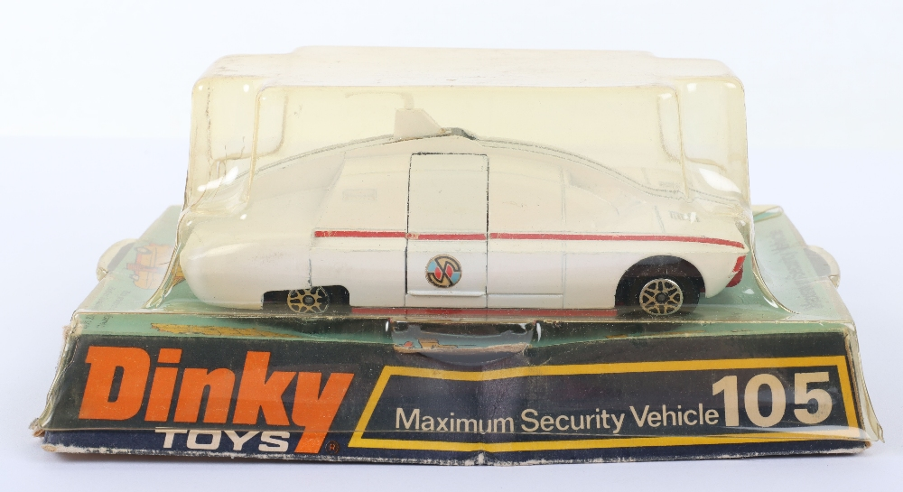 Dinky Toys 104 Maximum Security Vehicle from 'Captain Scarlet' - Image 2 of 4