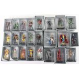 """Quantity of """"The Classic Marvel Figurine Collection"""" by Eaglemoss"""
