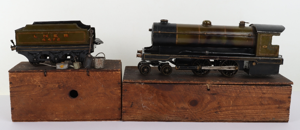 Bowman boxed 0 gauge live steam 234 4-4-0 locomotive and 250 tender - Image 5 of 5