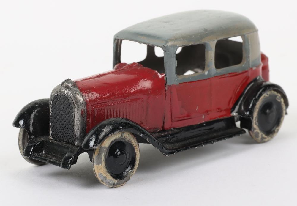 Rare Pre War Citroen Toys Lead Limousine