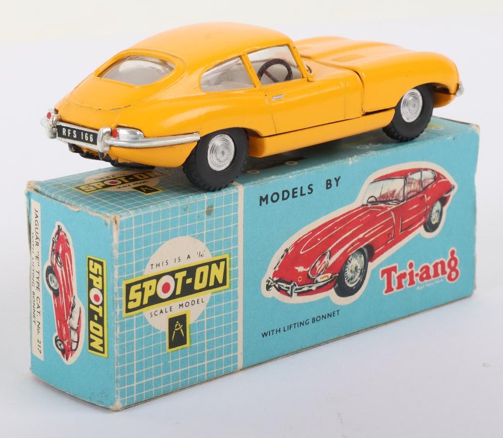Scarce Triang Spot-On Model 217 Jaguar 'E' Type - Image 2 of 6