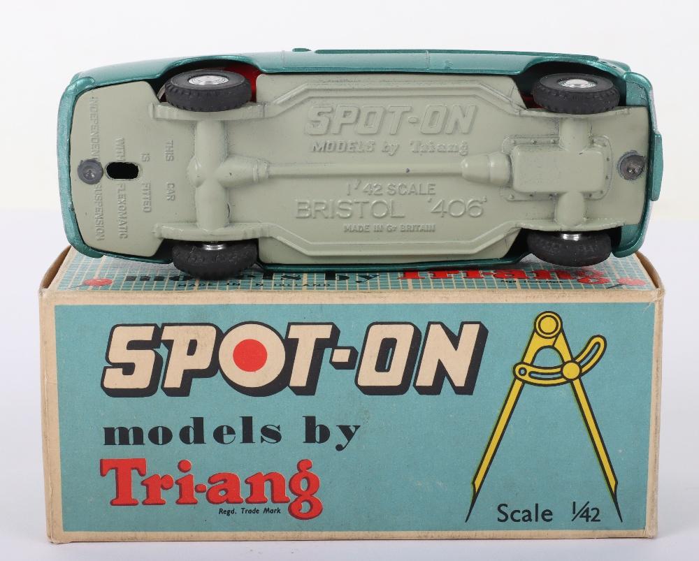 Tri-ang Spot On Model 115 Bristol 406 Saloon - Image 5 of 5